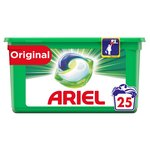Ariel Original 3 In 1 Pods 25 Washes