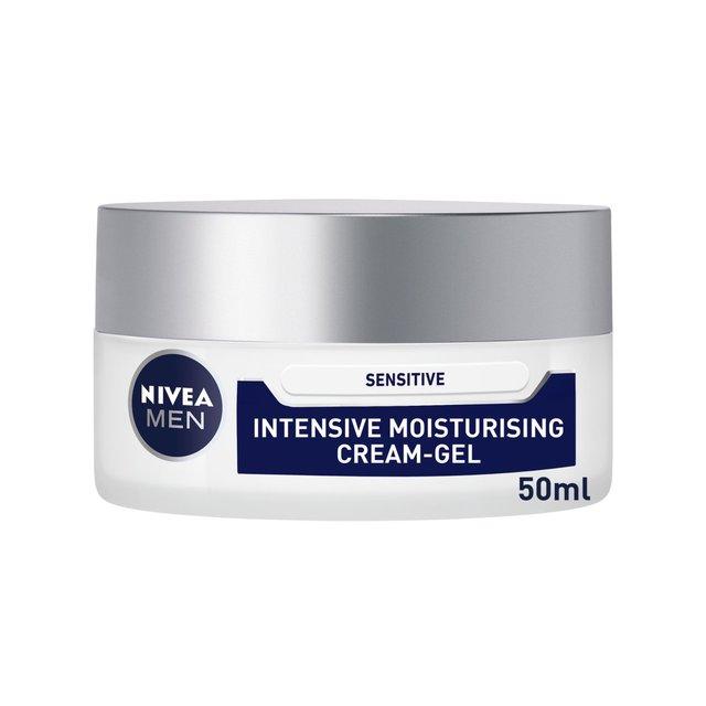 Nivea Men Sensitive Intensive Moisturiser Face Cream
