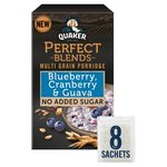 Quaker Perfect Blends Multigrain Blueberry,Cranberry, Guava
