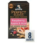 Quaker Perfect Blends Multigrain Raspberry, Apple & Acai