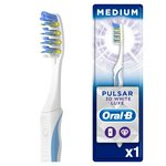 Oral - B Battery Powered Pulsar 3D White Luxe Toothbrush