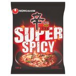 Nongshim Red Super Spicy Noodles