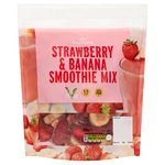 Morrisons Strawberry & Banana Smoothie Mix