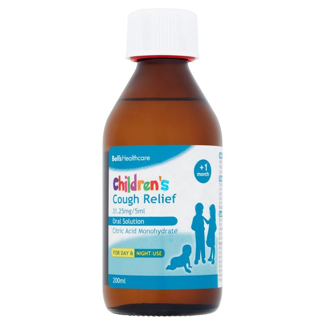 Bell's Healthcare Children's Cough Relief