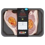 Morrisons Best Hampshire Pork Steak With Chorizo & Red Pepper Butter