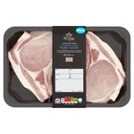 Morrisons The Best Hampshire Thick Cut Pork Chops