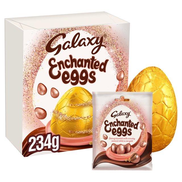Galaxy Enchanted Eggs Easter Egg