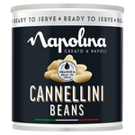 Napolina Drained Cannellini Beans