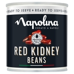 Napolina Drained Red Kidney Beans