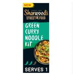 Sharwood's Street Food Green Curry Noodle Kit