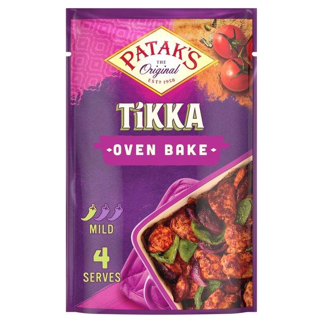Patak's Tikka Oven Bake