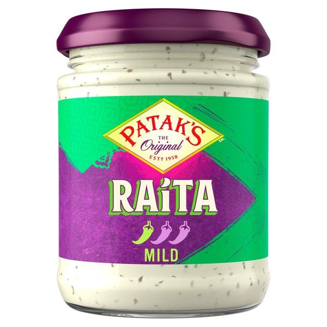 MORRISONS > Food Cupboard > Patak's Original Raita Mild