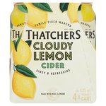 Thatchers Cloudy Lemon