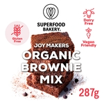 Superfood Bakery Joy Makers Organic Brownie Mix
