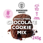 Superfood Bakery Spirit Lifters Cocoa Almond Cookie Mix