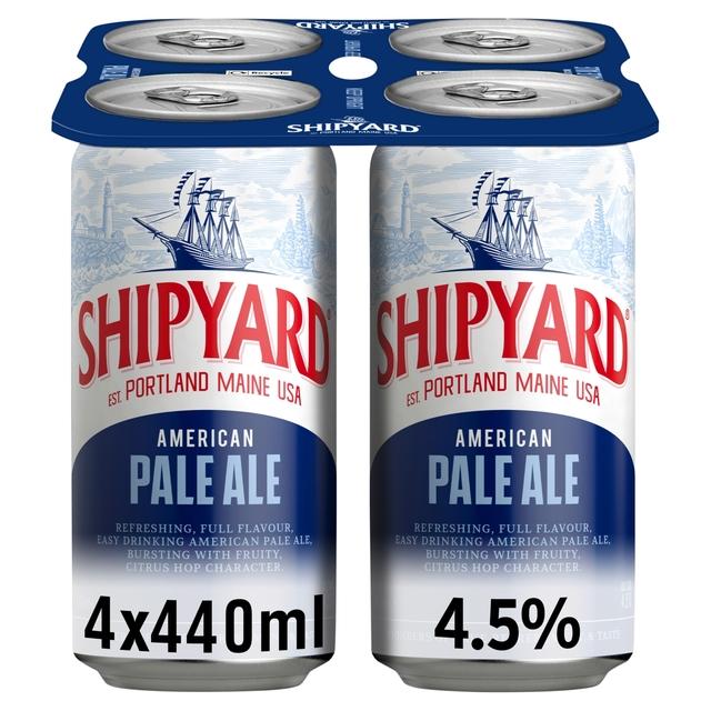 Shipyard American Pale Ale Beer