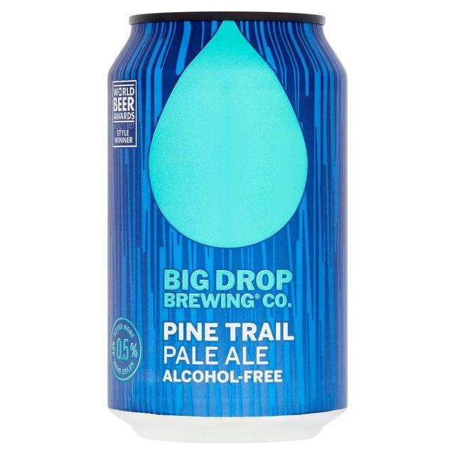 Big Drop Brewing Co. Pale Ale