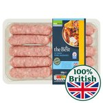 Morrisons The Best 10 Gluten Free Pork Sausages