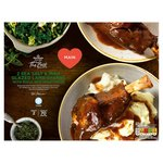 Morrisons The Best 2 Lamb Shanks With Rioja Red Wine Sauce