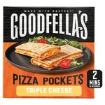 Goodfella's Pizza Pockets Triple Cheese