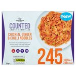 Morrisons Calorie Counted Oriental Chicken Noodles