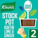 Knorr Kaffir Lime And Ginger Bouillon