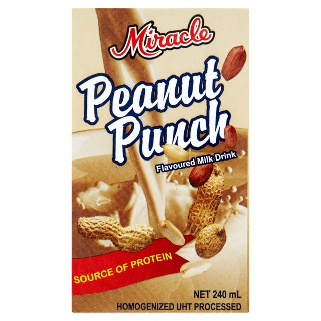 Miracle Peanut Punch Flavoured Drink