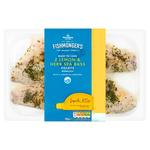 Morrisons Seabass Fillets With Lemon & Parsley
