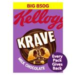 Kellogg's Krave Milk Chocolate Cereal