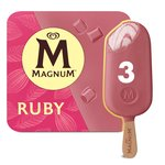 Magnum Ruby Ice Cream Lolly