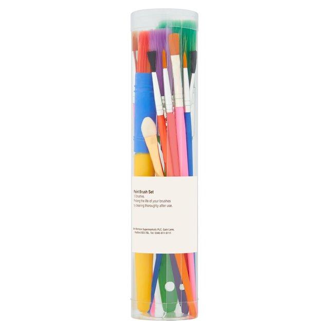 Morrisons Paint Brush Set