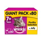 Whiskas Poultry Selection In Jelly 7+ Years