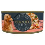 Encore Chicken With Ham & Vegetables Dog Tin