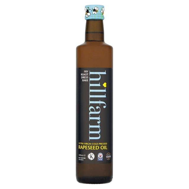 Hillfarm Extra Virgin Cold Pressed Rapeseed Oil