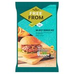 Morrisons Free From Vegan Burger Mix