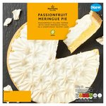 Morrisons Passion Fruit Meringue Pie