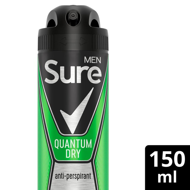 Sure Men Motion Sense Quantum Dry 48H Anti-Perspirant