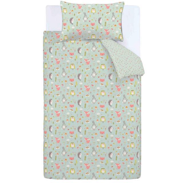 Nutmeg Country Floral Duvet Cover & Pillowcase