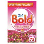 Bold 2In1 Sparkling Bloom & Yellow Poppy 75 Washes