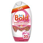 Bold 2In1 Gel Sparkling Bloom & Yellow Poppy 35 Washes