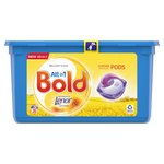 Bold All In 1 Pods Summer Breeze 36 Washes
