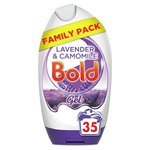 Bold 2In1 Gel Lavender & Camomile 35 Washes