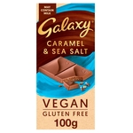 Galaxy Caramel & Sea Salt Vegan
