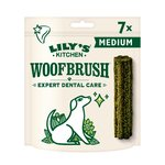 Lily's Kitchen Woofbrush Medium 7 X Daily Chews
