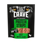 Crave Protein Strips Beef With Lamb