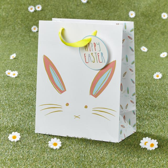 Morrisons Easter Bunny Large Gift Bag
