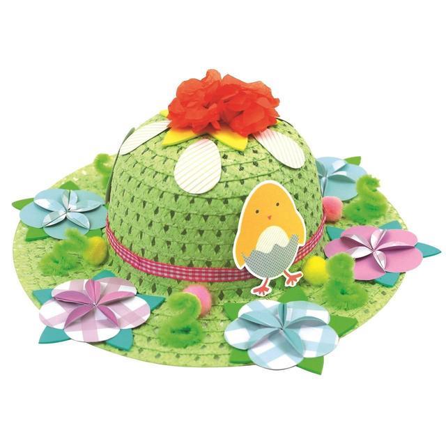 Morrisons Complete Easter Bonnet Making Kit