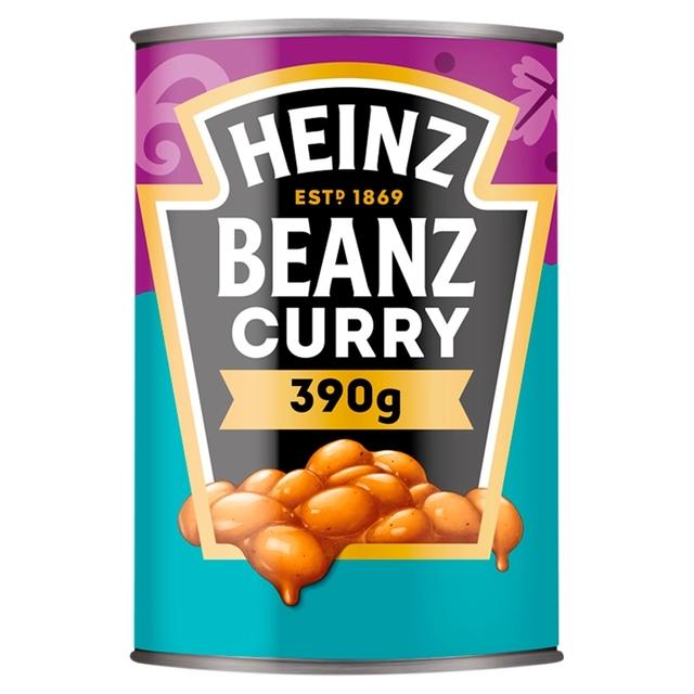 Heinz Beanz Curry