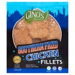 Gino's Breaded Southern Fried Chicken Fillets