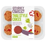 Turkey Kitchen Thai Style Cakes